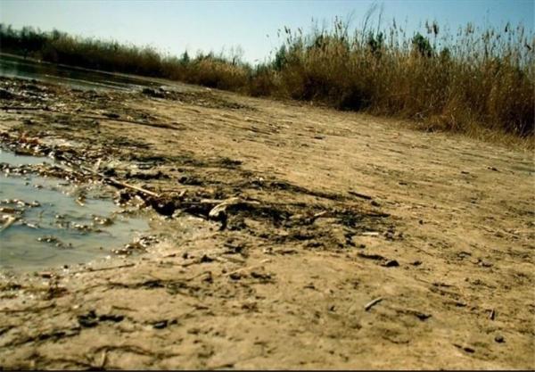 40 تالاب ایران 20 تا 100 در صد خشک شده است